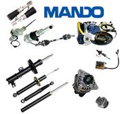 Амортизаторы MANDO на все модели Kia и Hyundai в наличии