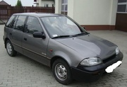 Продаю б/у SUZUKI SWIFT 1992г. 5-двер.