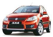 Продам автомобиль Suzuki GLX SX4,  июнь 2011г.,  автомат,  терракотовый