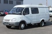 Аренда автомобиля: ГАЗель грузо-пассажирская