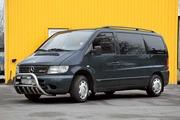 Услуги по ремонту микроавтобусов Mercedes-Benz и  Volkswagen в Одессе