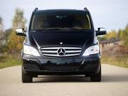 Mercedes-Benz Viano Офис на колесах VIP
